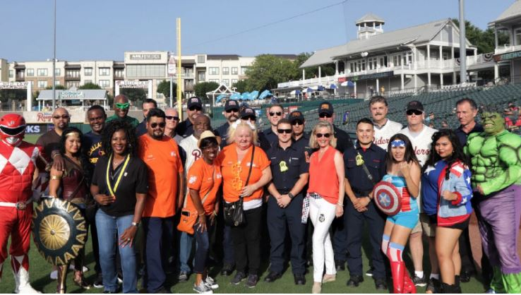 First Responders & Community Night
