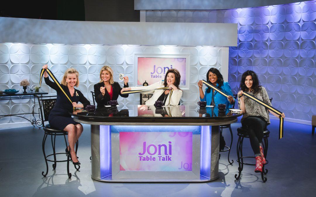 """Toni Brinker Talks OBS on """"Joni Table Talk"""""""